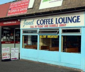 Janel Coffee Lounge