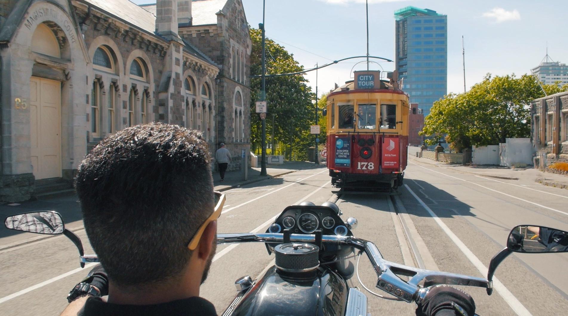 V8 Trikes – Akaroa