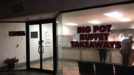 Big Pot Buffet Takeaway