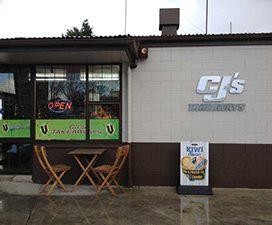 CJ's Takeaway's