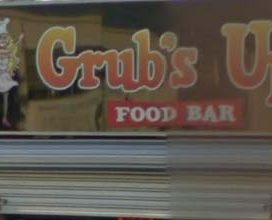 Grubs Up Foodbar