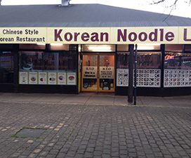 Korean Noodle House