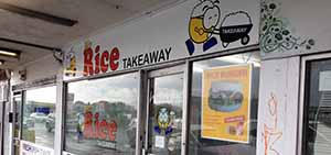 Mr Rice Chinese Takeaway