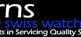 Nairns Swiss Watch Service
