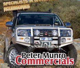 Peter Munro Commercials Ltd