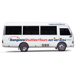 Rangiora Shuttles and Tours