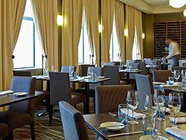 The Square Restaurant – Novotel Hotel