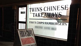Twins Chinese Takeaway