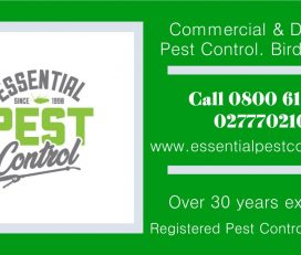 Essential Pest Control Limited