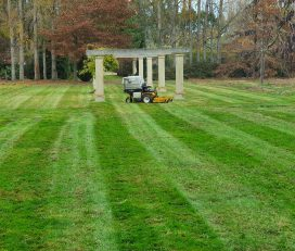 Lawn mowing services Christchurch